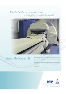 K-11417 NTP Radioisotopes_Fission Mo-99 brochure