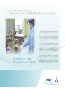 K-11417 NTP Radioisotopes_Gluscan FDG brochure_V11