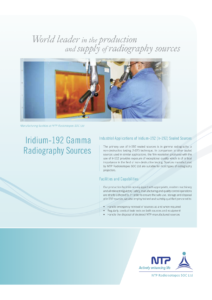 K-11417 NTP Radioisotopes_Iridium brochure_V8