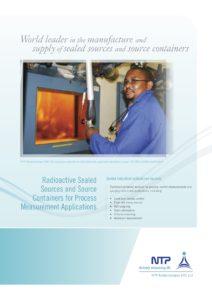 K-11417 NTP Radioisotopes_Radioactive Sealed Source brochure_V9