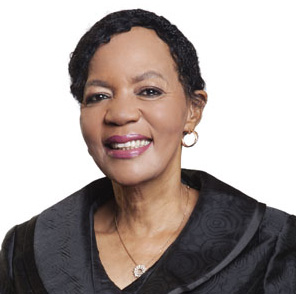 Dr Namane Magau