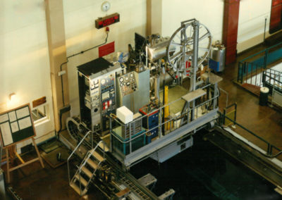 Reactor in use SAFARI-1
